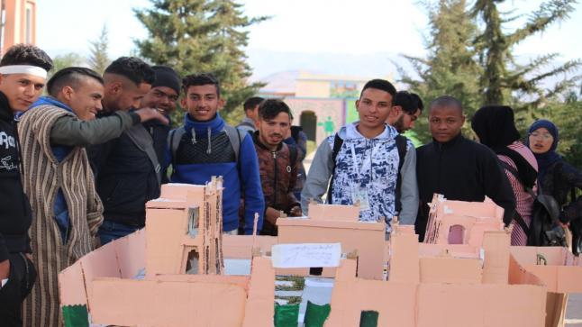 سوق الخميس دادس: حفل التميز بثانوية عبد الكريم الخطابي التأهيلية
