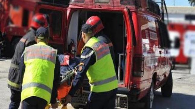 الخميس دادس: حادثة سير خطيرة بدوار أمدناغ