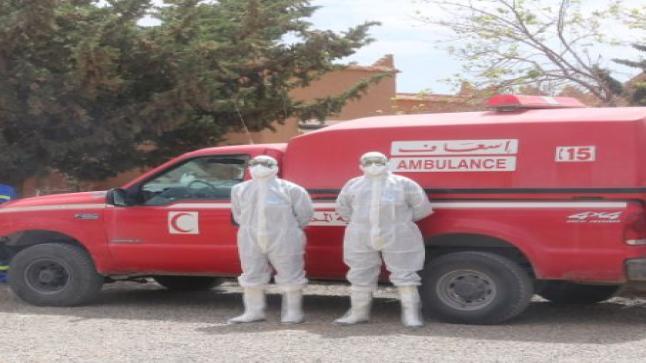ارتفاع حصيلة الإصابات بفيروس كورونا في المغرب إلى1681إصابة